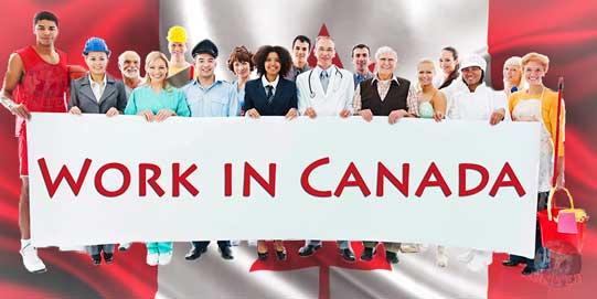 ویزای کار کانادا 2020
